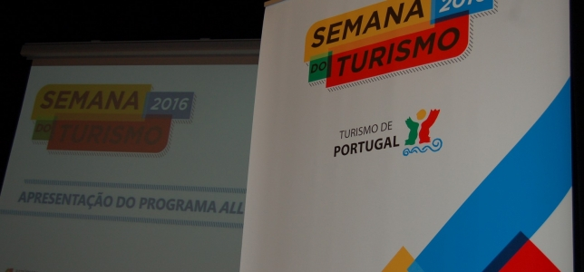 Portuguese All For All Tourism apresentado no Centro Ciência do Café